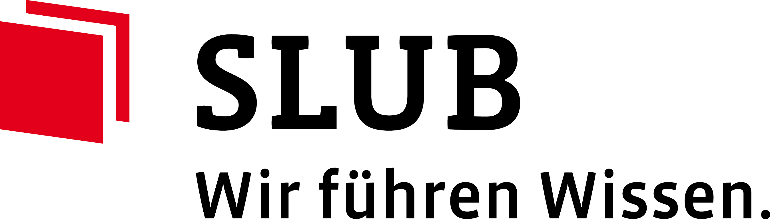 Saxon State and University Library Dresden logo