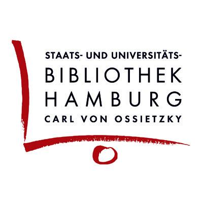 Hamburg State and University Library logo