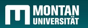 University of Leoben logo