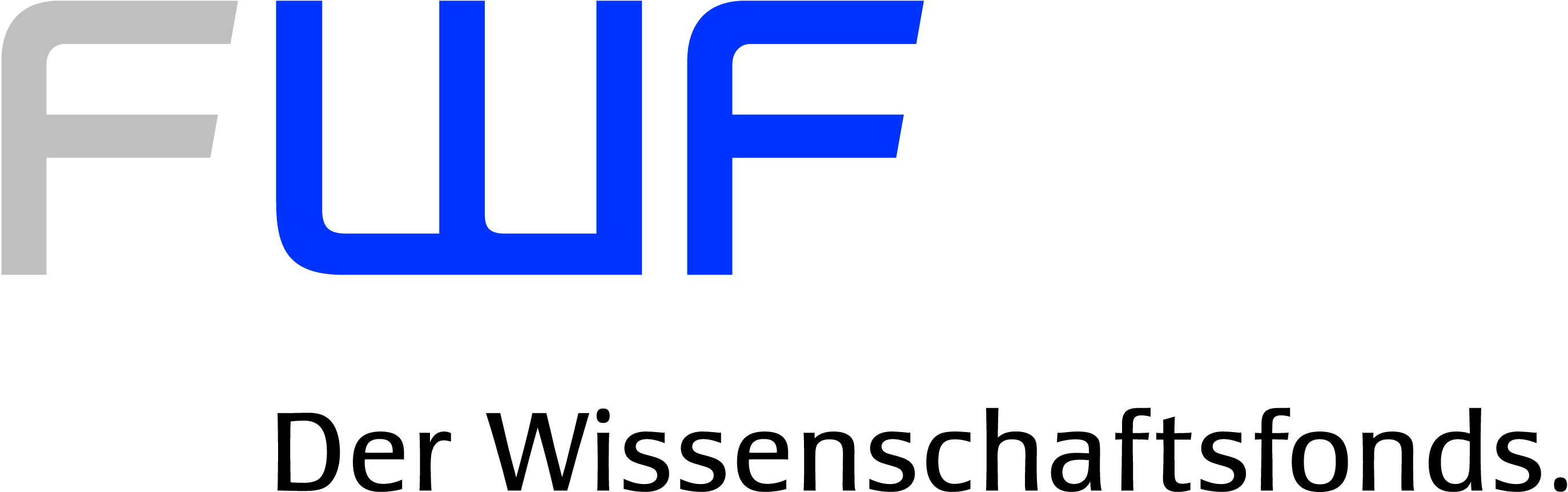 FWF Austrian Science Fund logo
